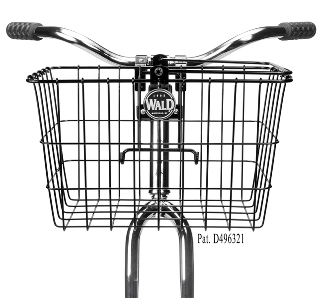 Wald large quick release basket